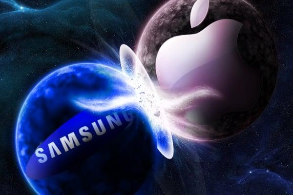 Tabletowo.pl Wojny patentowej ciąg dalszy: Apple chce od Samsunga 40 dolarów za każde sprzedane urządzenie Apple Nowości Samsung