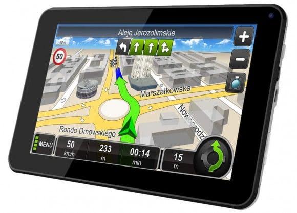 Tabletowo.pl Promocja: SmartGPS SmartTab 3G za 290 złotych. Tablet do nawigacji z 3G i funkcją telefonu Ciekawostki Nowości Promocje