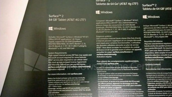 Tabletowo.pl Microsoft Surface 2 z LTE jest już dostarczany do sklepów Microsoft Nowości