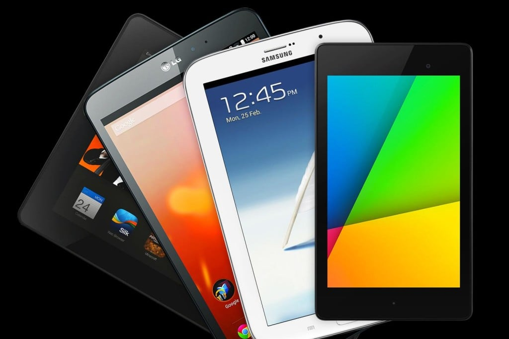 Tablets-versus