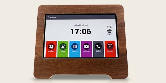 Tabletowo.pl Holenderski tablet dla seniorów od Compaan na horyzoncie Nowości