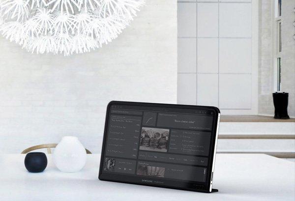 Tabletowo.pl Tablet jako deska kuchenna? Dlaczego nie! Poznajcie projekt Almighty Board Ciekawostki Nowości