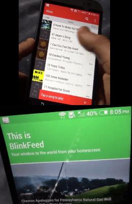 Tabletowo.pl HTC M8 (The All New HTC One) na wideo! HTC Plotki / Przecieki Wideo