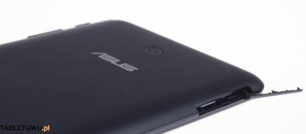 Recenzja tabletu Asus Fonepad ME175CG z funkcją dzwonienia i