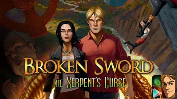 Tabletowo.pl Broken Sword: Serpent's Curse już dostępne na tablety z Androidem Aplikacje Nowości