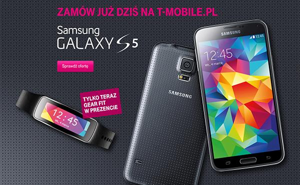 Tabletowo.pl Rusza przedsprzedaż Samsunga Galaxy S5 w Polsce Nowości Samsung