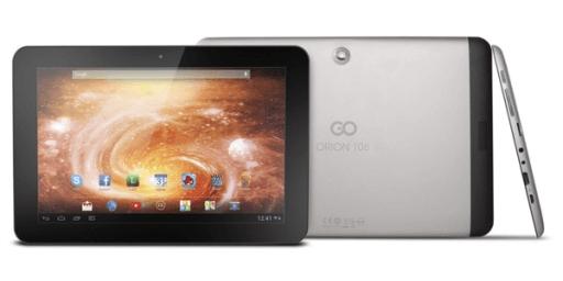 Tabletowo.pl Promocja: 4-rdzeniowy tablet Orion 100 od GoClever za 499 złotych Promocje