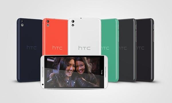 Tabletowo.pl HTC Desire 816 w Europie w okolicach kwietnia za około 380 Euro Nowości