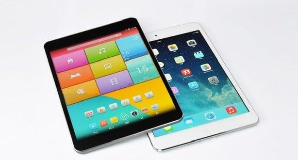 """Tabletowo.pl FNF iFive Mini 3: ekran 7,9"""" o rozdzielczości 2048 x 1536 pikseli za 180 dolarów Ciekawostki Nowości"""