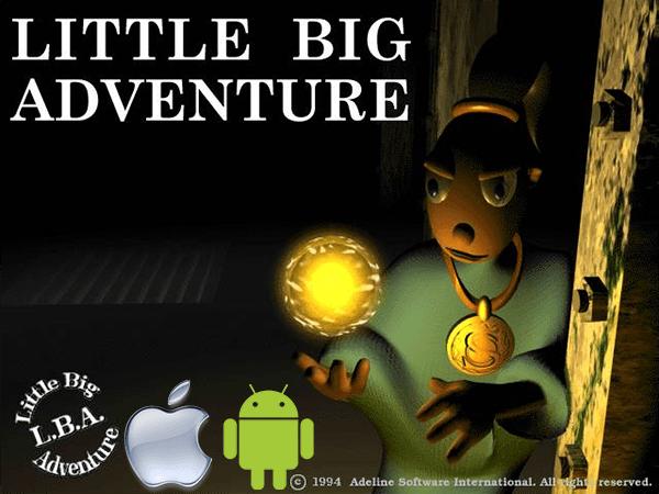 Tabletowo.pl Little Big Adventure już na iOS i Androida! Co oferuje przeportowana gra? Aplikacje Gry Nowości Opinie