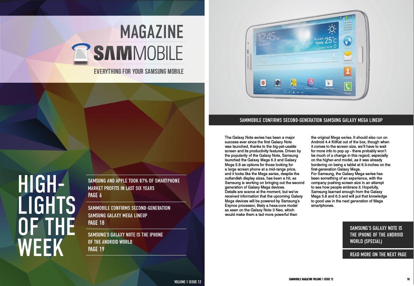 Tabletowo.pl Druga generacja Samsung Galaxy Mega w przygotowaniu  Plotki / Przecieki Samsung
