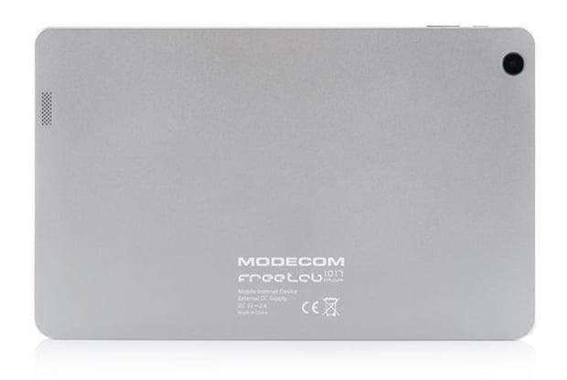 """Tabletowo.pl Modecom FreeTab 1017 IPS2 X4+: Rockchip RK3188, 10,1"""" 1920x1200, 2GB RAM i Android 4.2 za 799 złotych Nowości"""