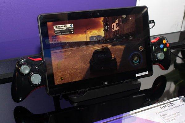 Tabletowo.pl AMD Mullins kolejną platformą dla tabletów do gier (wideo) Ciekawostki Nowości Wideo