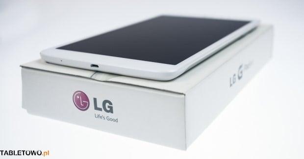Tabletowo.pl Promocja: LG G Pad 8.3 V500 za 699 złotych Android LG Nowości Promocje Tablety