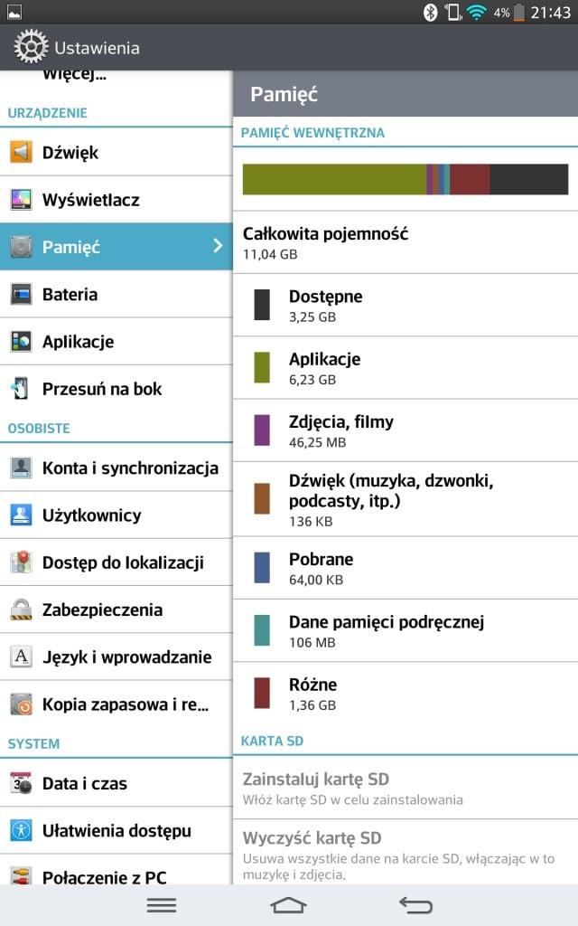 Tabletowo.pl Recenzja tabletu LG G Pad 8.3 - nietypowy, ciekawy, ale czy idealny? (wideo) LG Nowości Recenzje Tablety