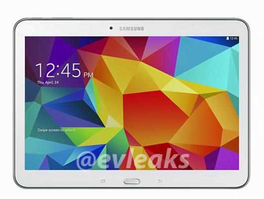 Samsung Galaxy Tab 4 10.1 na zdjęciach z przecieku pojawia się w sieci 22