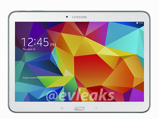 Samsung Galaxy Tab 4 10.1 na zdjęciach z przecieku pojawia się w sieci 21