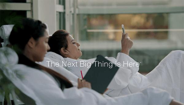 Tabletowo.pl Samsung decyduje się na śmiałą reklamę konkurencyjną tabletów Galaxy Pro Nowości Samsung