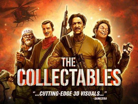 Tabletowo.pl The Collectables debiutuje w App Store Aplikacje