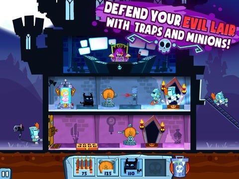 Tabletowo.pl Castle Doombad debiutuje w Google Play Aplikacje