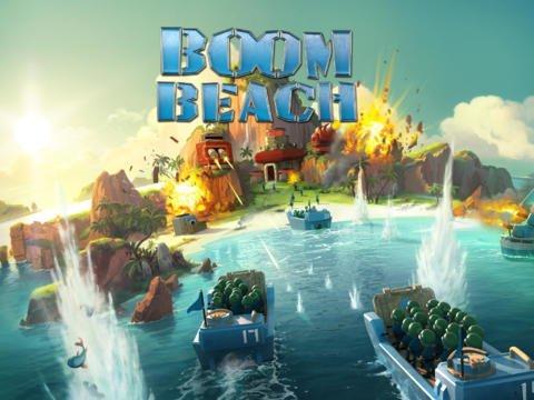 Tabletowo.pl Boom Beach debiutuje w App Store Aplikacje