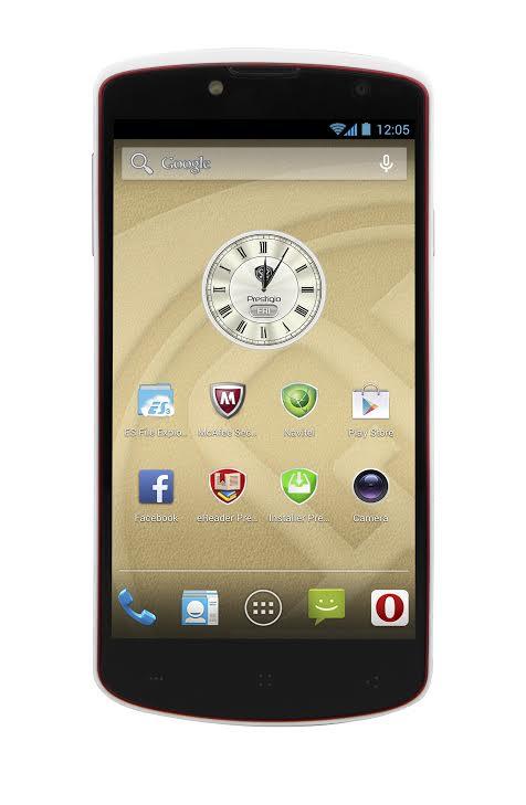 Tabletowo.pl Prestigio MultiPhone PAP7500 - Full HD na 5 calach oraz czterordzeniowy procesor za mniej niż 1000 złotych Ciekawostki Nowości