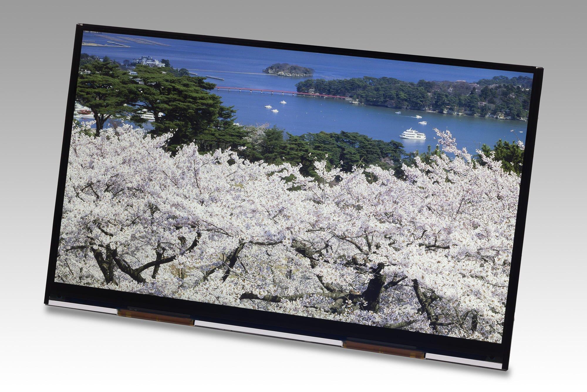 Japan Display 10 cali