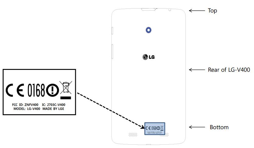 Tabletowo.pl V700 i V400 to nowa generacja tabletów LG? LG Nowości Plotki / Przecieki