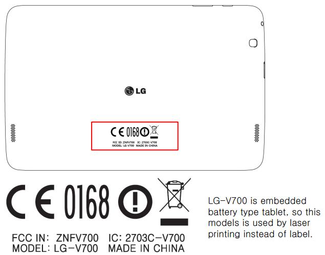 LG-V700