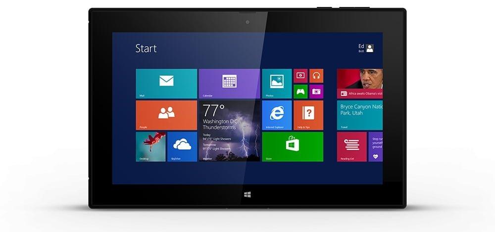 Windows, 10 cali i Snapdragon 805 w GFXBench