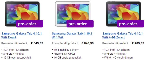 Samsung-Galaxy-Tab-4-ceny