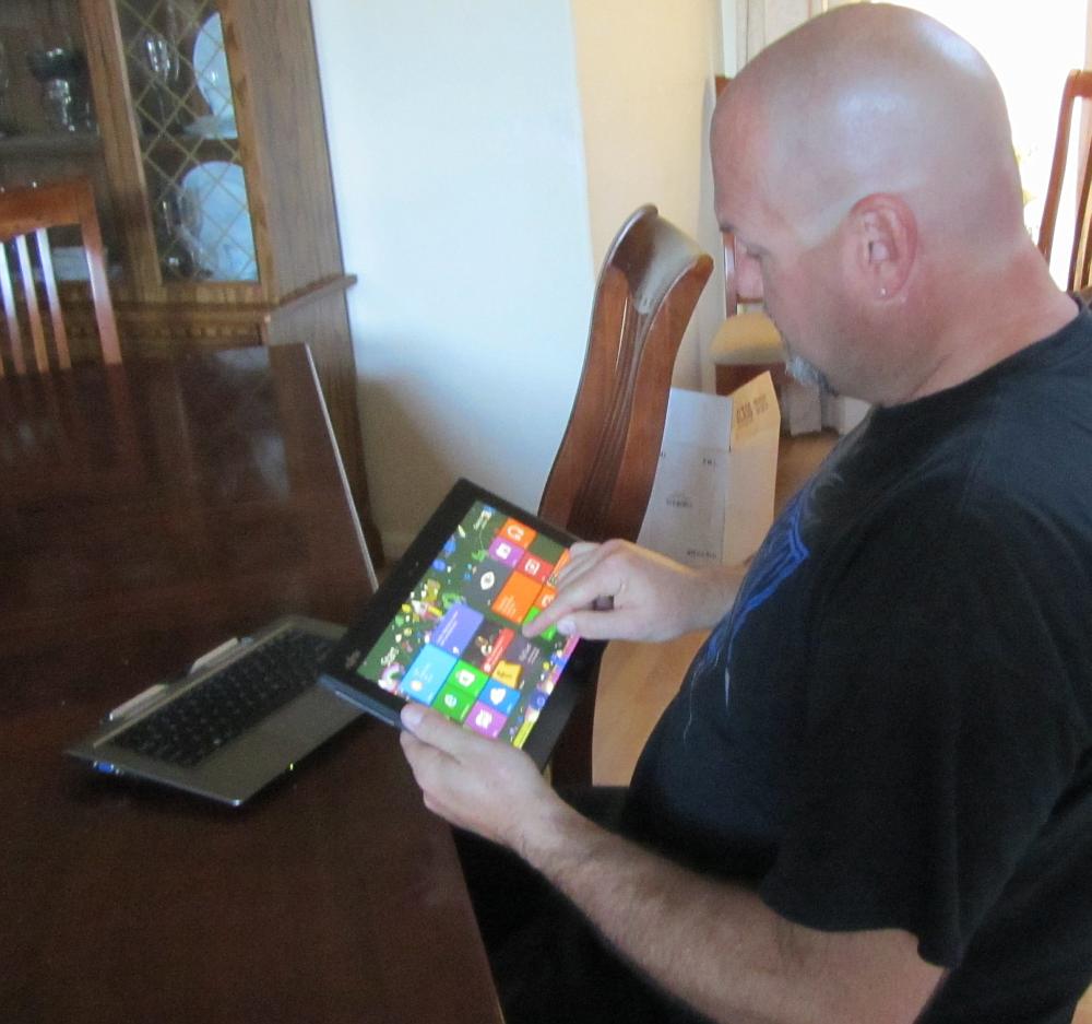 Gadżet Freelancera, czyli od laptopa do tabletu hybrydowego