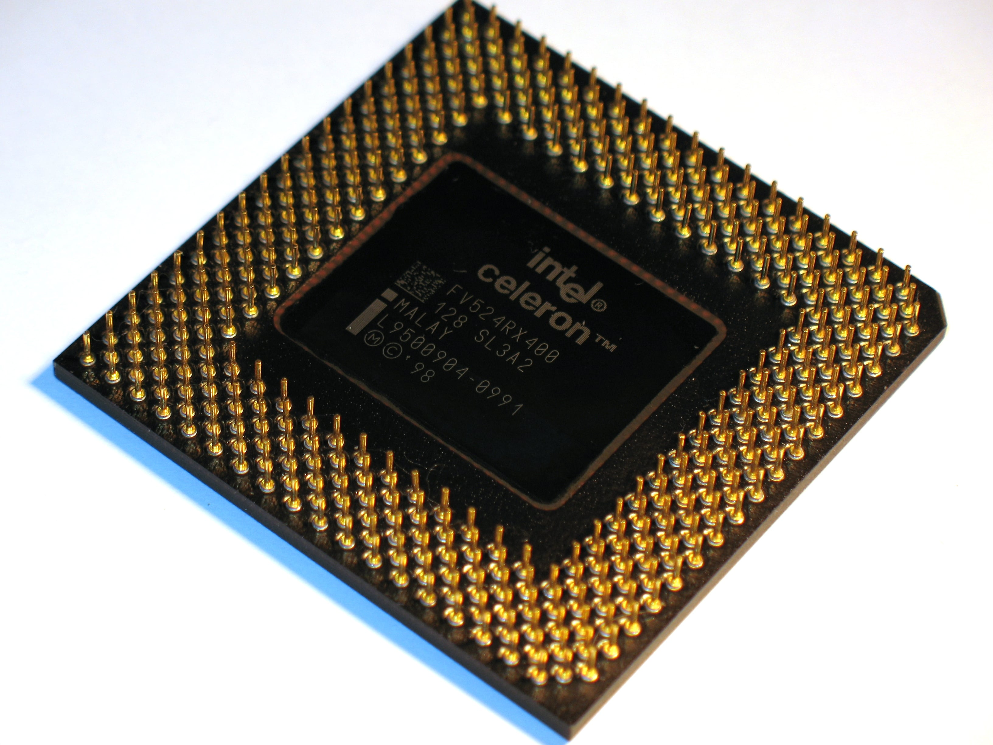 celeron mikroprocesor