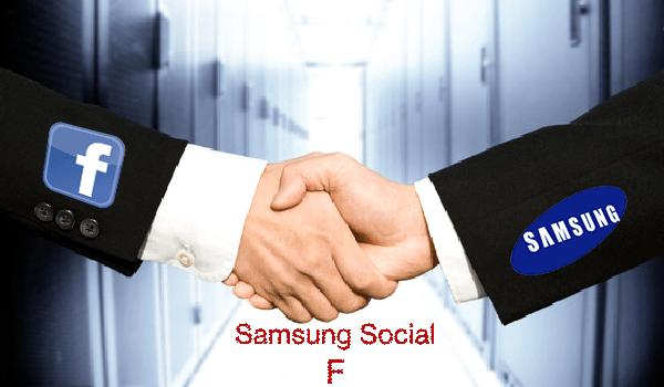 Tabletowo.pl Facebook i Samsung łączą siły w tworzeniu nowej serii urządzeń mobilnych Nowości Samsung