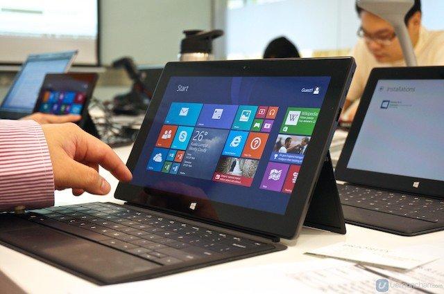 tablet z windowsem 8.1