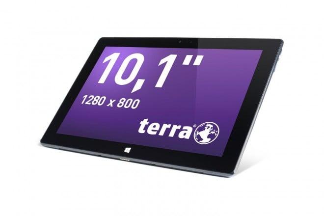 Tabletowo.pl Wortmann Terra Pad 1060i-C posiada 10,1-calowy ekran i Celerona N2805 Nowości Tablety