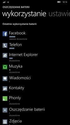 Tabletowo.pl Windows Phone 8.1 po pewnym czasie – nie jest tak kolorowo!  Aktualizacje Microsoft Nokia Opinie