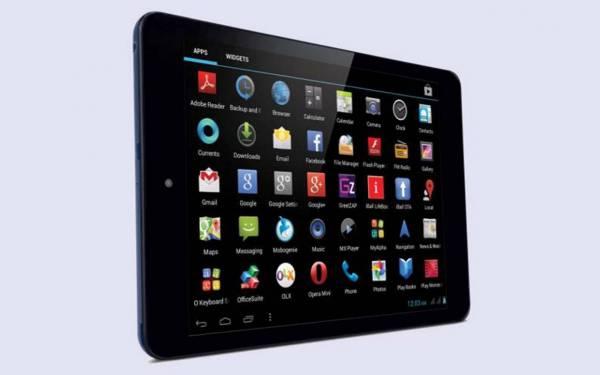 """Tabletowo.pl iBall Slide Q900: 7,85"""", slot Dual SIM oraz łączność 3G za 211 dolarów Ciekawostki Nowości"""