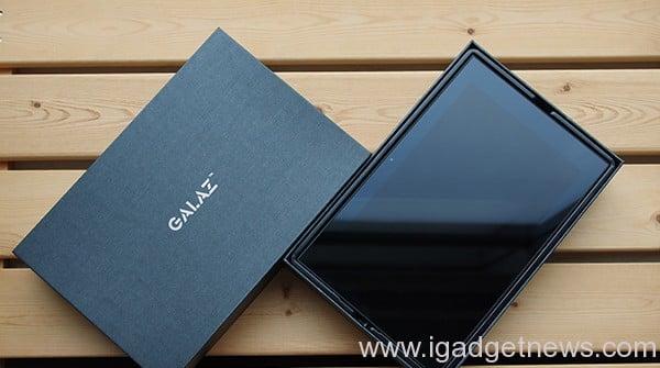"""Tabletowo.pl Galaxy GALAZ A1 – """"Microsoft Surface"""" z Androidem Chińskie Ciekawostki Nowości"""