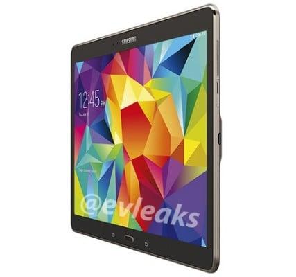 Galaxy Tab S 10,5-przód