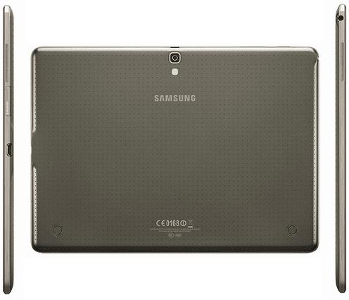 Galaxy Tab S 10,5-tył boki