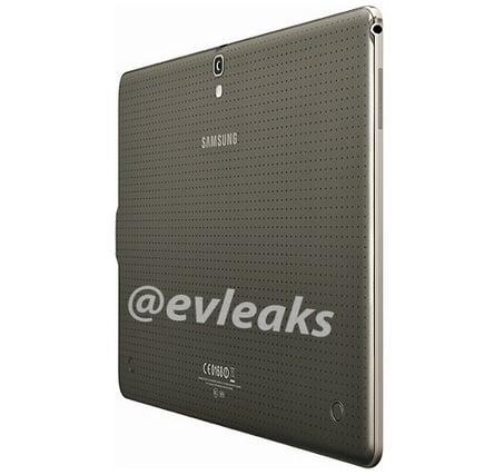 Galaxy Tab S 10,5-tył ukos