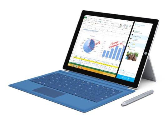 Tabletowo.pl Co powiecie na bardziej szczegółową specyfikację nowych tabletów Surface? Jest miodnie Microsoft Nowości