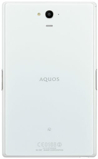 Sharp Aquos PAD (SH-06F) 1