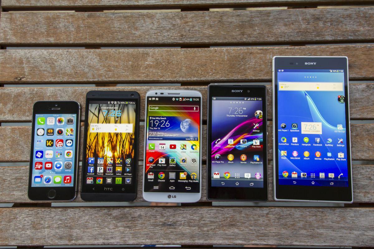 Chcecie małych i mocnych smartfonów, ale i tak kupujecie phablety!