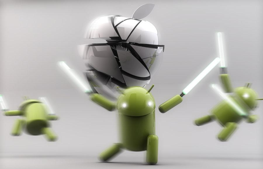 Najnowsze statystyki popularności poszczególnych systemów - Android traci niewiele na rzecz iOS 25
