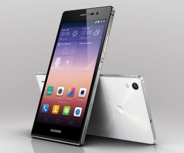 Tabletowo.pl Huawei Ascend P7 wreszcie z aktualizacją do Androida Lollipop Aktualizacje Android Huawei Oprogramowanie Smartfony