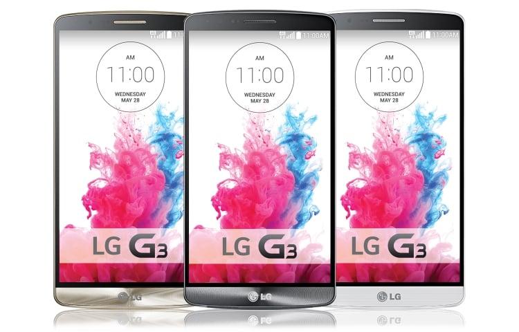 LG G3 sprzedaje się lepiej niż Galaxy S5... w Korei! 21