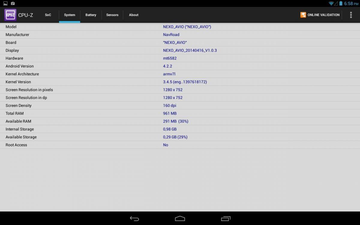 Tabletowo.pl Recenzja tabletu Navroad Nexo Avio z 3G, GPS i Bluetooth (wideo) Nowości Recenzje Tablety
