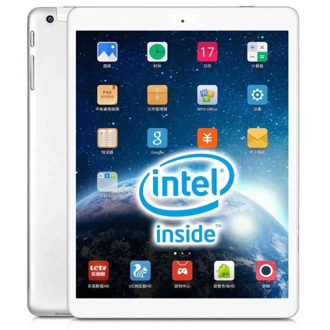 Onda V975i - 200 dolarów, Intel Atom i Android! 17